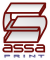 Логотип Типография Асса