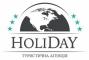 Логотип Холидей тур, туристический оператор