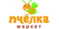 Логотип Пчелка, сеть продуктово-розничных магазинов