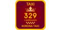 Логотип Корона такси