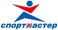 Логотип Спортмастер, мережа спортивних супермаркетів