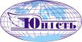 Логотип Юность, ООО