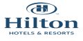 Логотип Hilton Hotels & Resorts