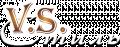 Логотип V.S.стиль, салон красоты