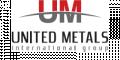 Логотип Юнайтед Металлс, ООО