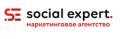 Логотип Social Expert