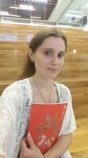Junior Digital Marketing Manager - Ivanenko Natalie