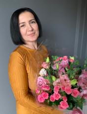 Вокалистка - Борисенко Оксана